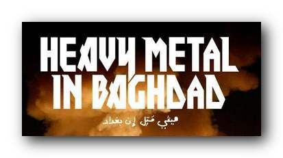 heavy metal in Baghdad (trailer) Acrassicauda