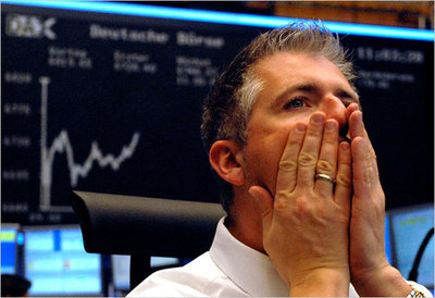 brokers, traders cry