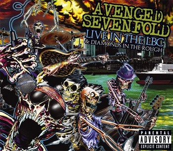 "AVENGED SEVENFOLD: ""Live in the LBC & Diamonds in the Rough"""