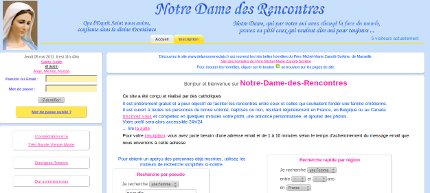 Sites de rencontres chretiens