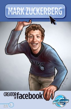the mark zuckerberg comic book