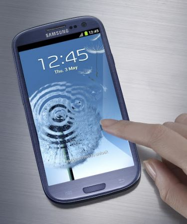 samsung galaxy SIII may 2012 android 4