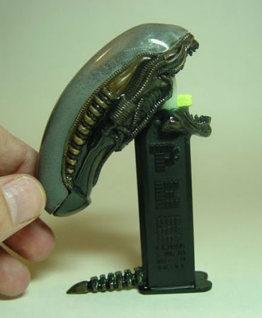 hr giger pez design