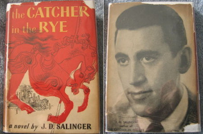 J.D. Salinger Dies At 91  'The Catcher In The Rye'