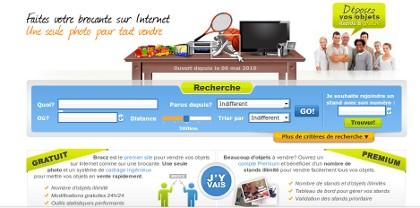 Le 1er site de brocante online un blog de bretagne - Site brocante en ligne ...