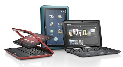 dell inspiron duo tablet netbook