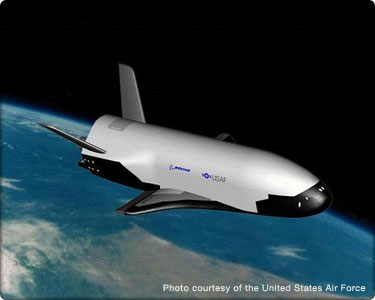 x-37B us air force